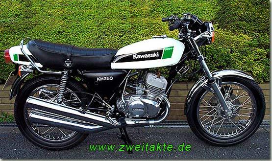 Kawasaki Kh