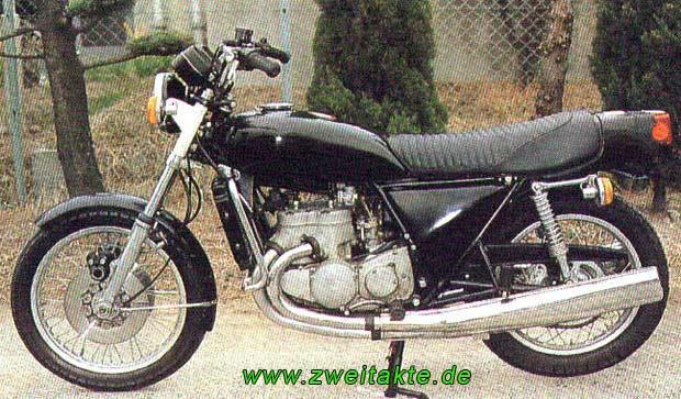 Kawasaki H Mach V