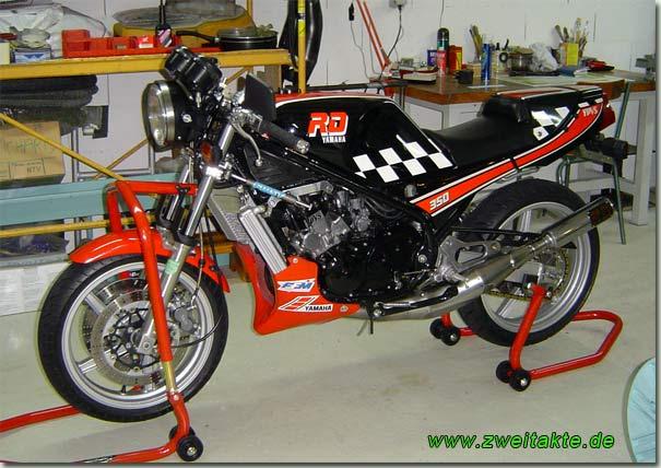 Yamaha Xjl