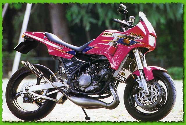 Yamaha TDR 250 YPVS