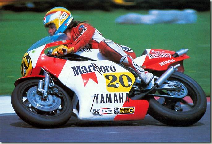 Grand Prix Motorcycle Marlboro Yamaha